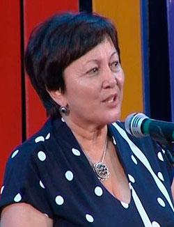Луиза Фархшатова